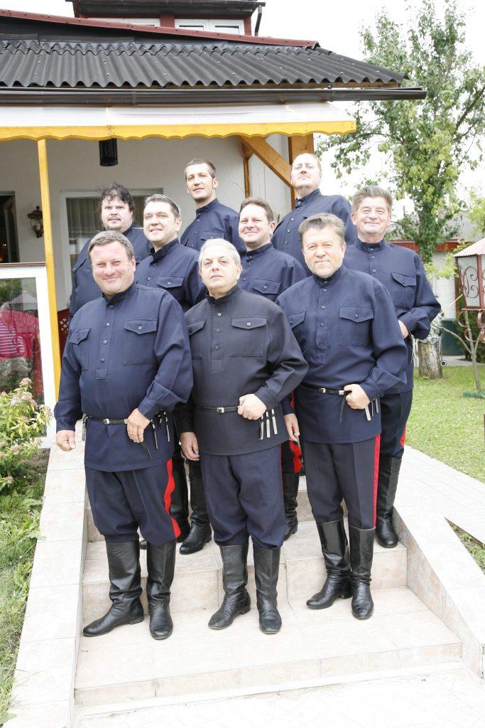 Bolschoi Don Kosaken Kleine Gruppe